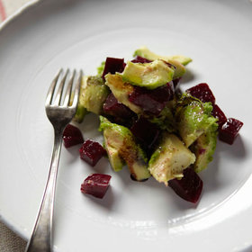 Food & Wine: Roasted-Beet-and-Avocado Salad