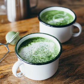 Food & Wine: Matcha Latte