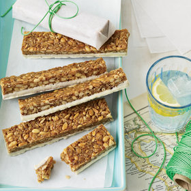 Food & Wine: Sticky Oat-and-Pine-Nut Bars