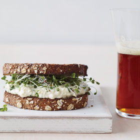 Food & Wine: Tofu-Salad Sandwiches