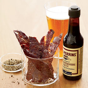 Food & Wine: Black Pepper Jerky