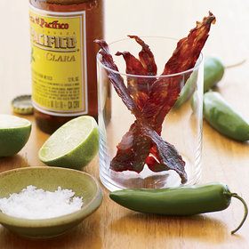 Food & Wine: Mexican Lime Jerky