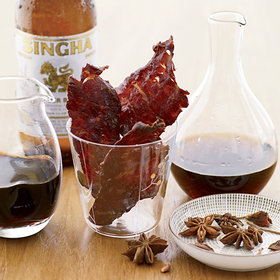 Food & Wine: Sweet & Spicy Jerky
