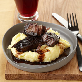 Food & Wine: Braised Short Ribs
