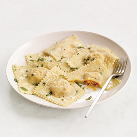 Food & Wine: Easy Ravioli