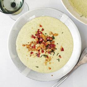 Food & Wine: Broccoli Soup