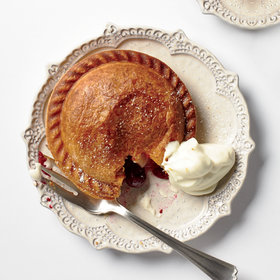 Food & Wine: Pear-Cranberry Hand Pies