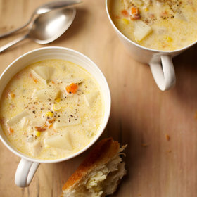 Food & Wine: Fall River Clam Chowder
