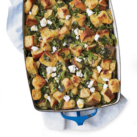 Food & Wine: Bread Pudding for Dinner