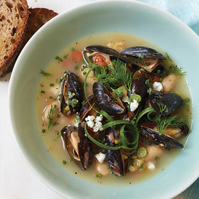 Food & Wine: 11 Ways to Use Steamed Mussels