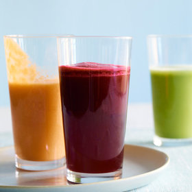 Food & Wine: Fresh Apple-Celery Juice with Ginger and Parsley