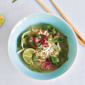 mkgalleryamp; Wine: Quick Vietnamese Noodle Soup with Beef