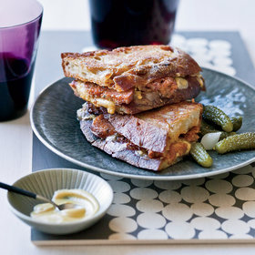 Food & Wine: The New American Grilled Cheese