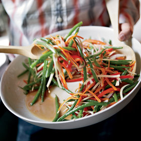 Food & Wine: Green Bean Slaw