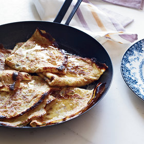 Food & Wine: Crêpes Suzette