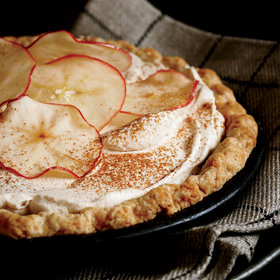 Food & Wine: Apple Cider Cream Pie