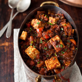 Food & Wine: Chili con Tofu