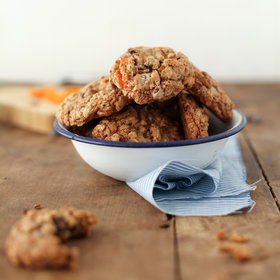 Food & Wine: Chocolate Chip Granola Cookies