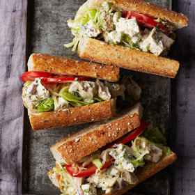 Food & Wine: Chicken Salad Sandwiches