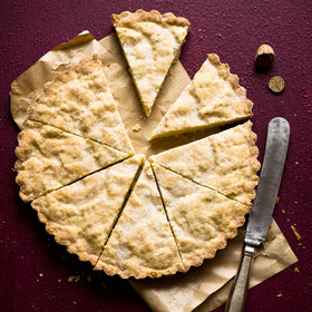 Food & Wine: Nutmeg Shortbread