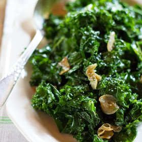 Food & Wine: Sautéed Kale With Garlic and Olive Oil