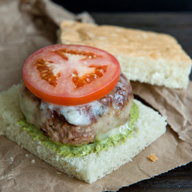 Food & Wine: Turkey Burgers