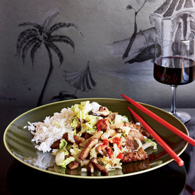 Food & Wine: Shanghai Stir-Fried Pork with Cabbage