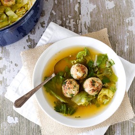 Food & Wine: Meatball Soups