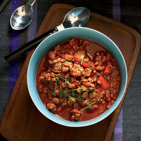 Food & Wine: Turkey-and-Pinto-Bean Chili