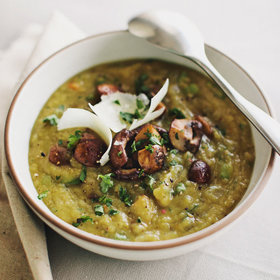 Food & Wine: 5 Best Healthy Holiday Soups