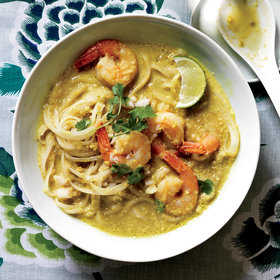 Food & Wine: Coconut Laksa with Shrimp