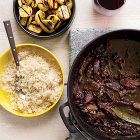 Food & Wine: Campfire Feijoada
