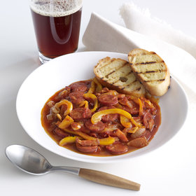 Food & Wine: Hungarian Sausage Stew with Ale