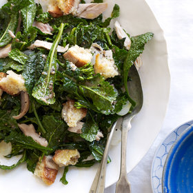 Food & Wine: Kale Salad with Chicken