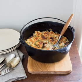 mkgalleryamp; Wine: Chicken and Biscuits in a Pot