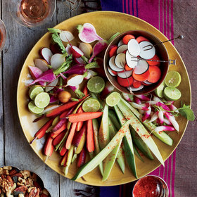 Food & Wine: Crudités à la Mexicaine