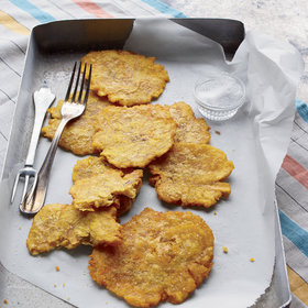 Food & Wine: Fried Green Plantains