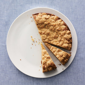 Food & Wine: Brown Butter-Sour Cream Crumb Cake