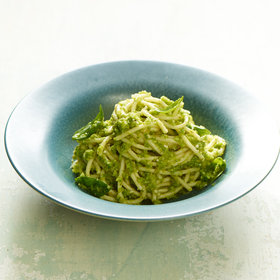 Food & Wine: Fresh Asparagus Pesto