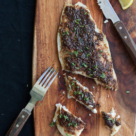 Food & Wine: Jerk Catfish