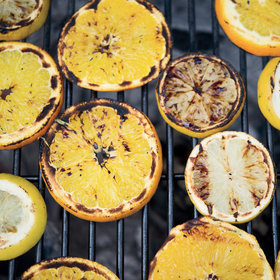 Food & Wine: Grilled-Citrus Margaritas