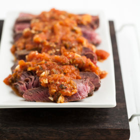 Food & Wine: Steak Pizzaiola