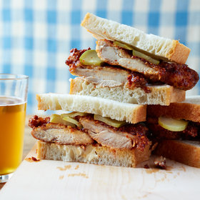 Food & Wine: Nashville Hot and Crispy Chicken Sandwiches