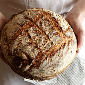 Food & Wine: How to Make Incredible Sourdough and Focaccia Bread