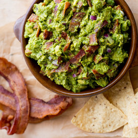 Food & Wine: What Happens When Bacon Meets Classic Mexican Recipes
