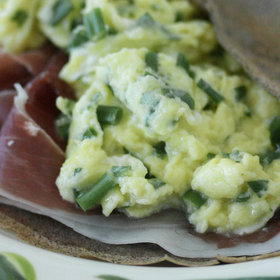 Food & Wine: Celebrate Dr. Seuss's Birthday with Eggs and Ham (Green Food Dye Optional)