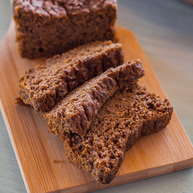 Food & Wine: Zucchini-Flax Bread