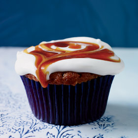 Food & Wine: Gluten-Free Pumpkin-Ginger Cupcakes