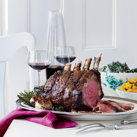 Food & Wine: Prime Rib Roast with Horseradish Cream