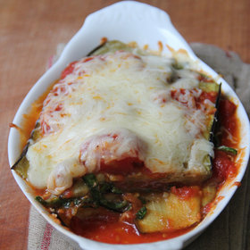 Food & Wine: All Veggie Lasagna